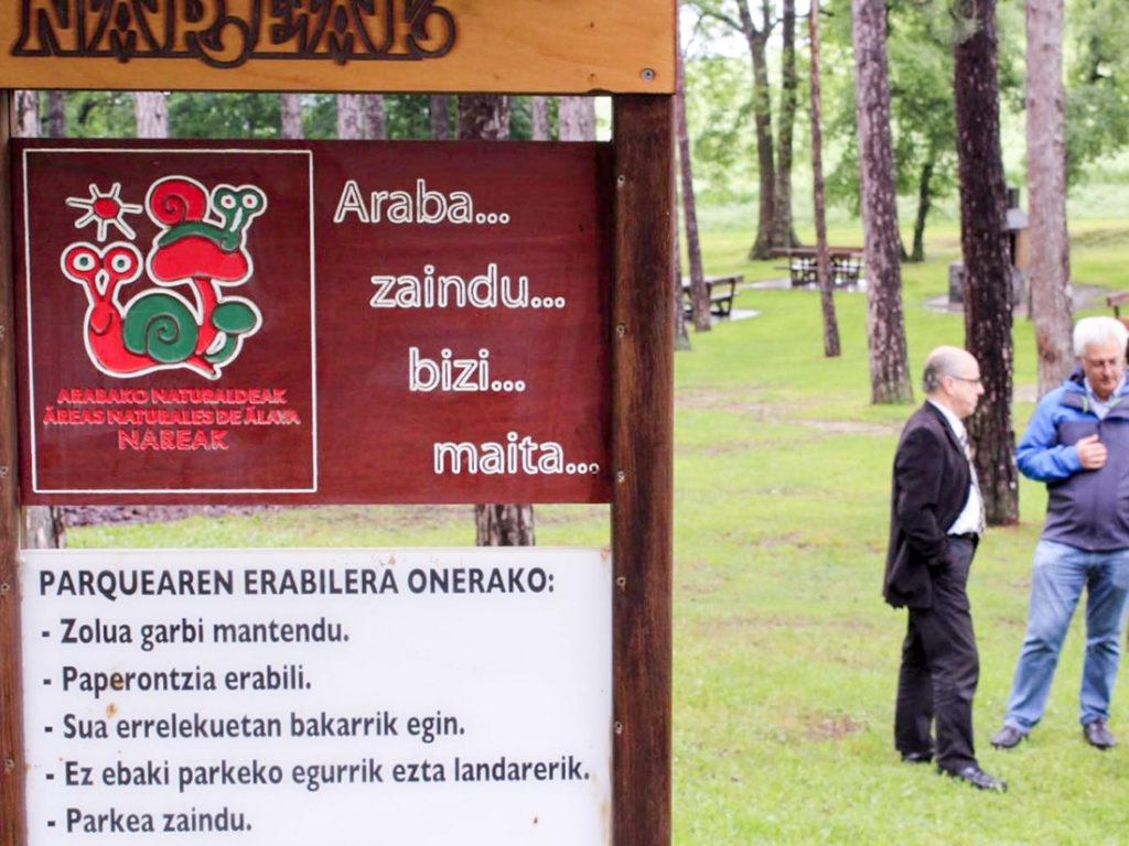 Indesa gestiona la reparación, mantenimiento y mejora de los parques recreativos de Alava